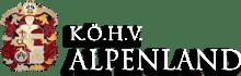 Studentenverbindung Alpenland – Wien Logo