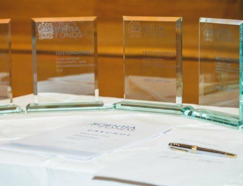 Alpi-Erfolge beim ÖCV Scientia Fonds