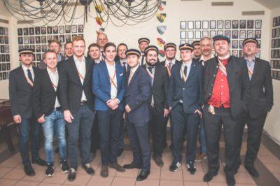 Gruppenfoto der KÖHV Alpenland