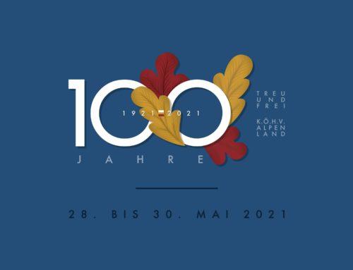 100 Jahre K.Ö.H.V. Alpenland